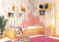 """Кровать детская """" Лошадка """""""