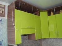 """Кухонный гарнитур """"Лайм и Капучино"""" 1.6х1.8м"""