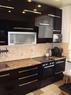 """Кухонный гарнитур с акриловыми фасадами """"Черный глянец"""" 2.8м"""