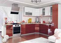 "Кухня модульная ""Олива"" 2.65х2.45 метра"