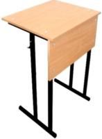 Стол ученический регулируемый одноместный №5